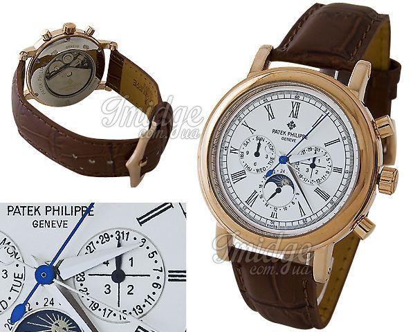 Мужские часы Patek Philippe  №H0873