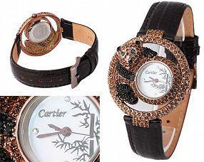 Женские часы Cartier  №N0048-3