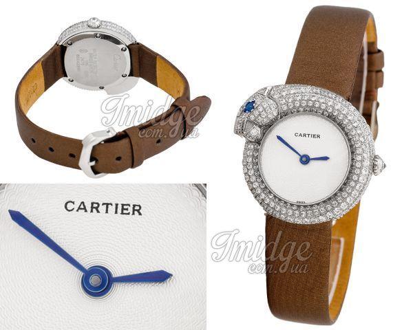 Женские часы Cartier  №N0146-2