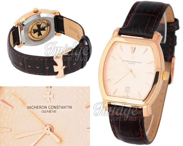 Копия часов Vacheron Constantin  №M1752