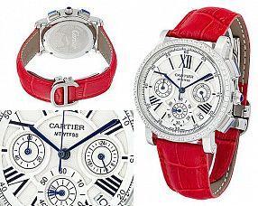 Женские часы Cartier  №N2285