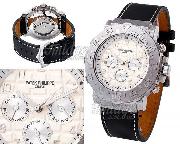 Мужские часы Patek Philippe  №MX3035
