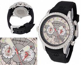 Мужские часы Burberry  №N0942