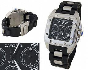 Мужские часы Cartier  №H0645