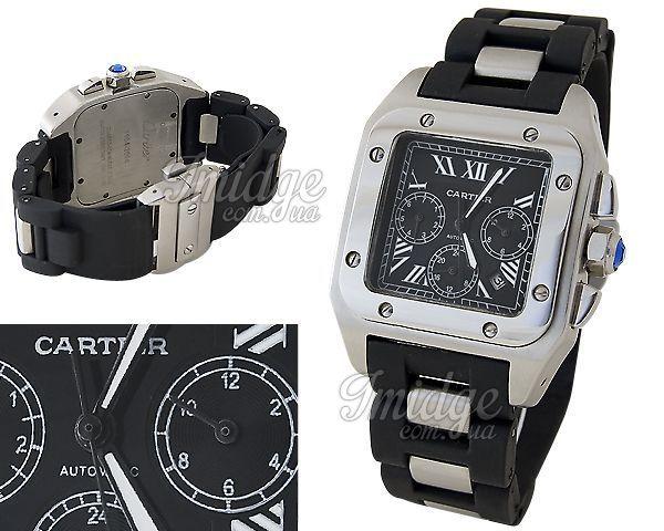 Копия часов Cartier  №H0645