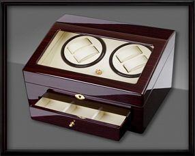 Коробка для часов Watch Winder Модель №1162
