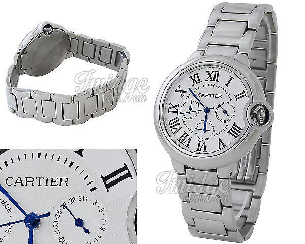 Мужские часы Cartier  №H0572