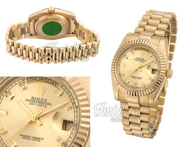 Мужские часы Rolex  №MX3428