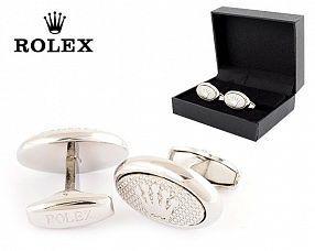 Запонки Rolex  №364