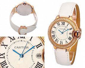 Копия часов Cartier  №N0961