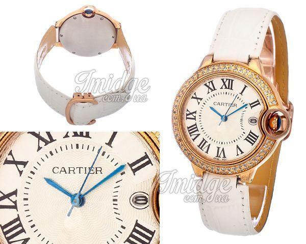 Женские часы Cartier  №N0961