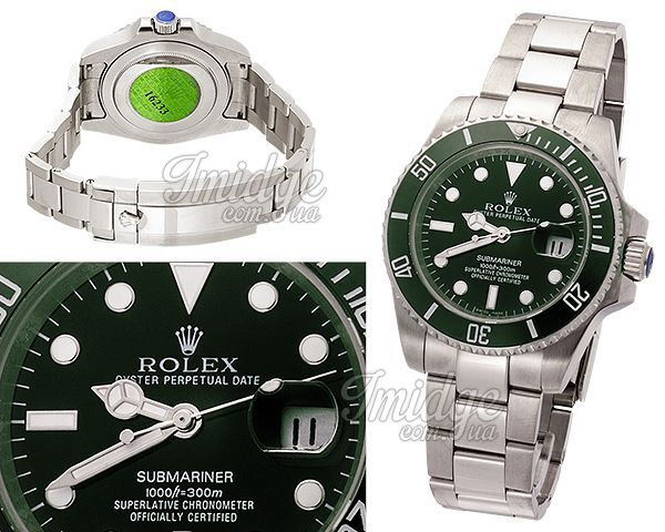 Мужские часы Rolex  №MX3124