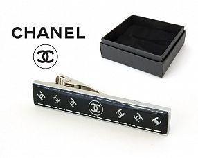 Зажим для галстука Chanel  №255