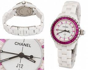 Женские часы Chanel  №MX1221