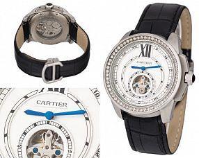 Копия часов Cartier  №N0989