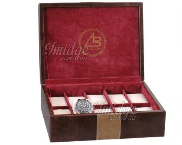 Коробка для часов AB COLLEZIONI Tortuga  №1099