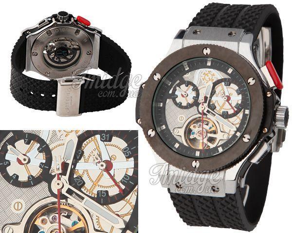 Мужские часы Hublot  №MX0789