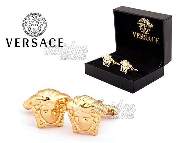 Запонки Versace  №308