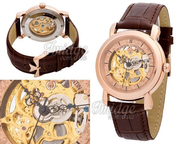 Мужские часы Vacheron Constantin  №MX1749