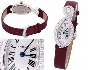 Женские часы Cartier  №MX2811
