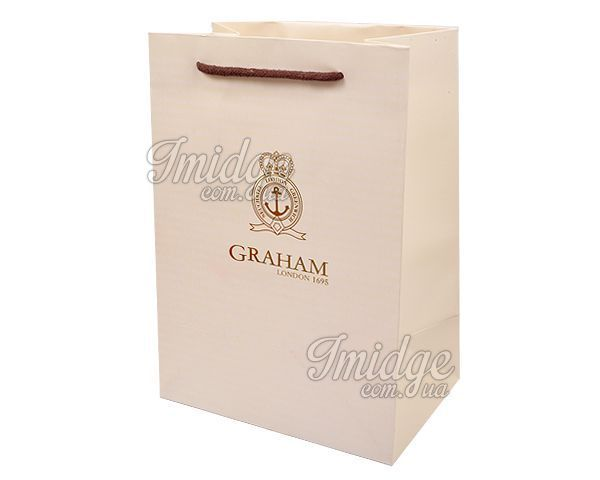 Брендовый пакет Graham  №1011