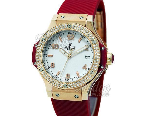 Женские часы Hublot  №M4699