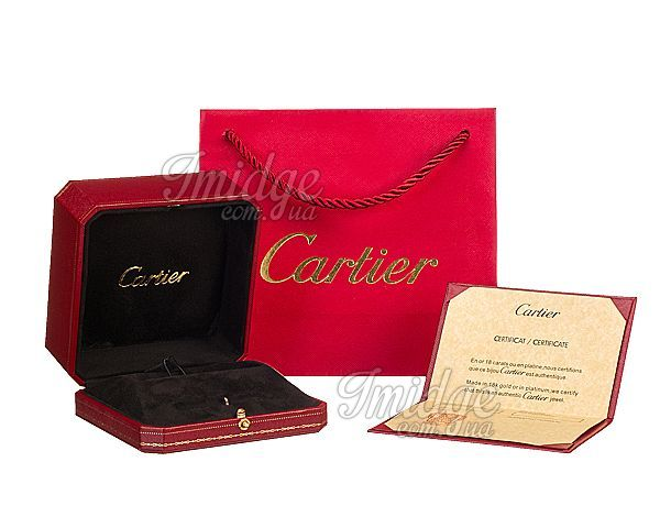 Коробка для украшений Cartier №1203