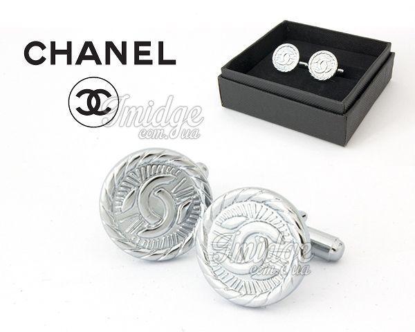 Запонки Chanel  №232