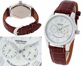 Копия часов Montblanc  №MX2687