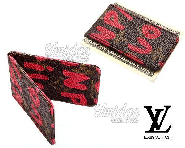 Зажим для денег Louis Vuitton  Z0005