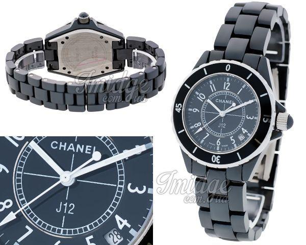 Женские часы Chanel  №MX2672