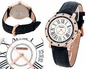Женские часы Cartier  №MX2260