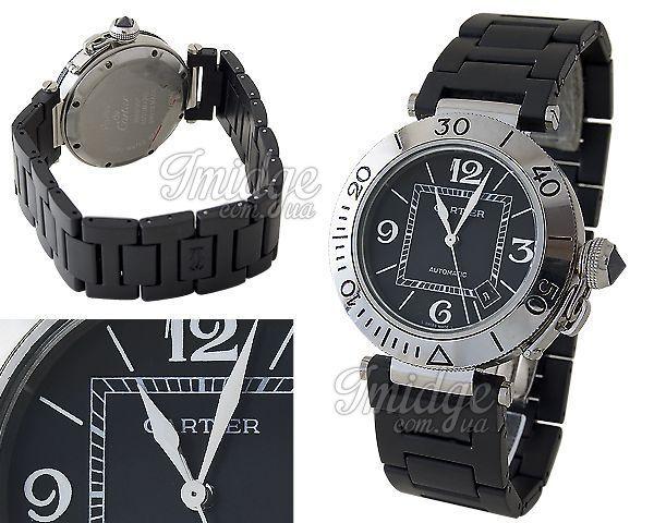 Мужские часы Cartier  №H0631