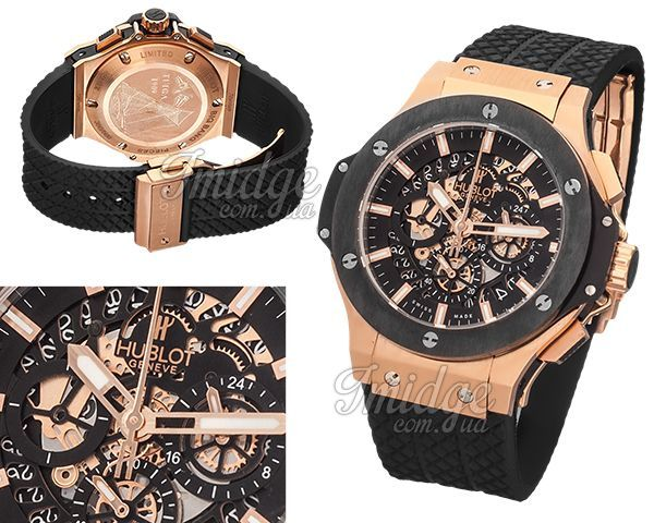 Мужские часы Hublot  №MX3286