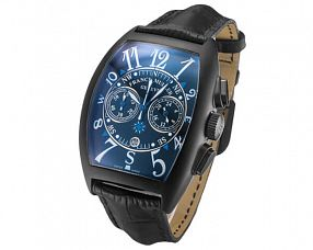 Мужские часы Franck Muller Модель №MX3743 (Референс оригинала 8080 CC AT NR MAR Black Blue)