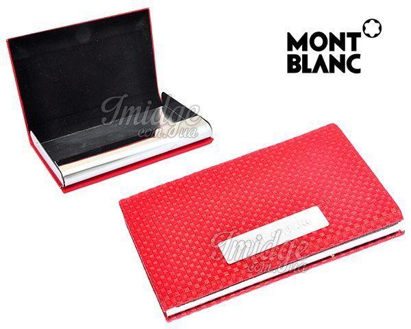 Визитница Montblanc  №C010