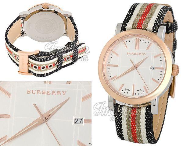 Мужские часы Burberry  №MX1075