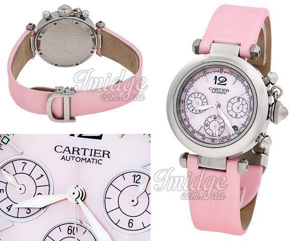 Женские часы Cartier  №MX1009