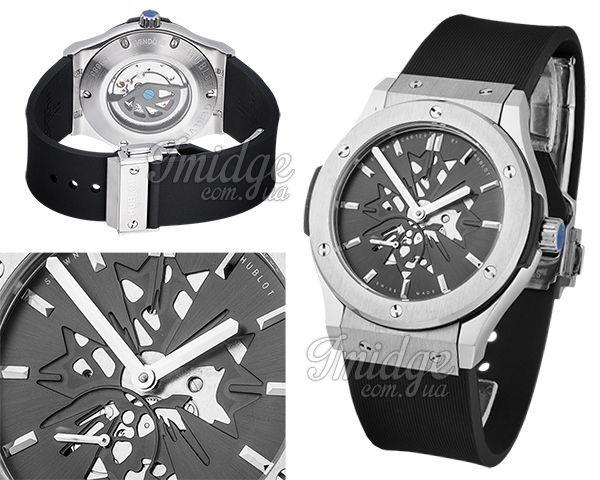 Мужские часы Hublot  №N2585