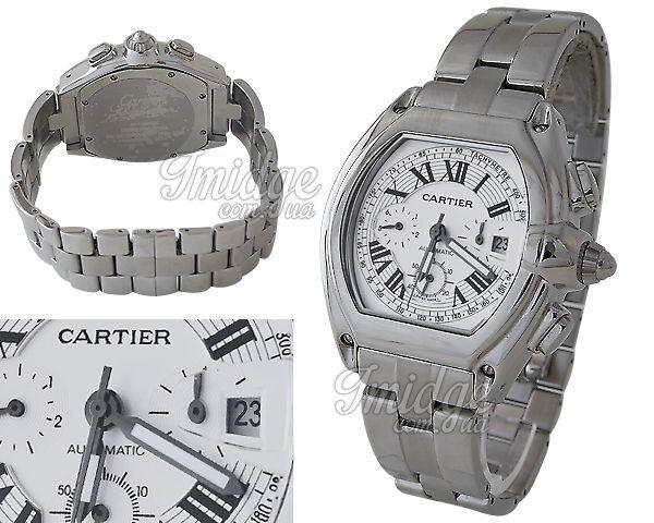 Мужские часы Cartier  №C0064
