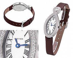 Женские часы Cartier  №MX3084