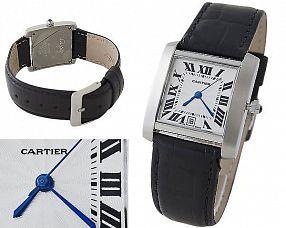 Мужские часы Cartier  №H0501
