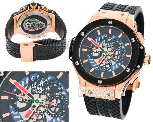 Мужские часы Hublot  №MX0989