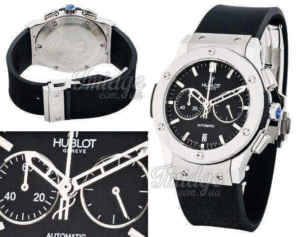 Мужские часы Hublot  №N1649