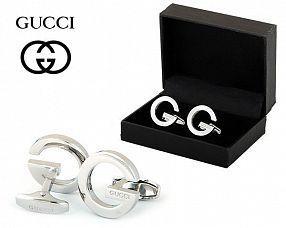 Запонки Gucci  №404