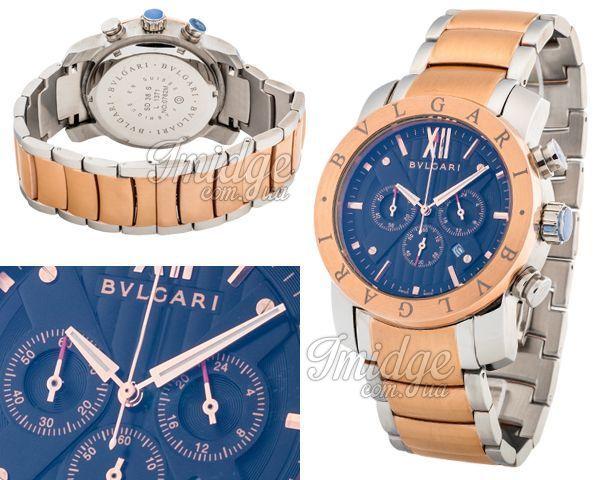 Мужские часы Bvlgari  №MX2033