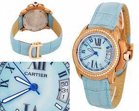 Копия часов Cartier  №N0983