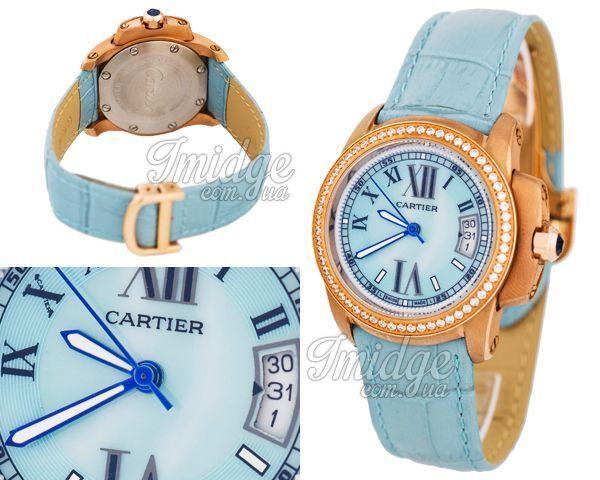 Женские часы Cartier  №N0983