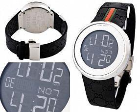 Унисекс часы Gucci  №MX1484