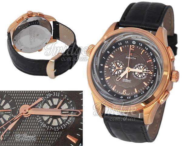 Мужские часы Zenith  №MX0008